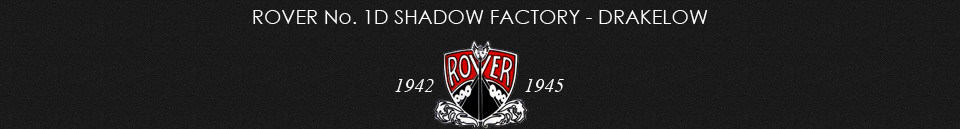 Rover Drakelow Shadow Factory
